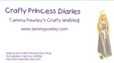 Crafty Princess Business Card