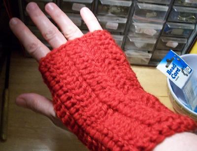 Cufasemacc Fingerless Gloves Crochet