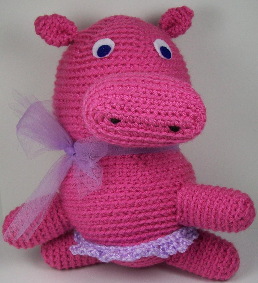 Personalized handmade amigurumi toy Hippo ballerina   Etsy   1199x1093